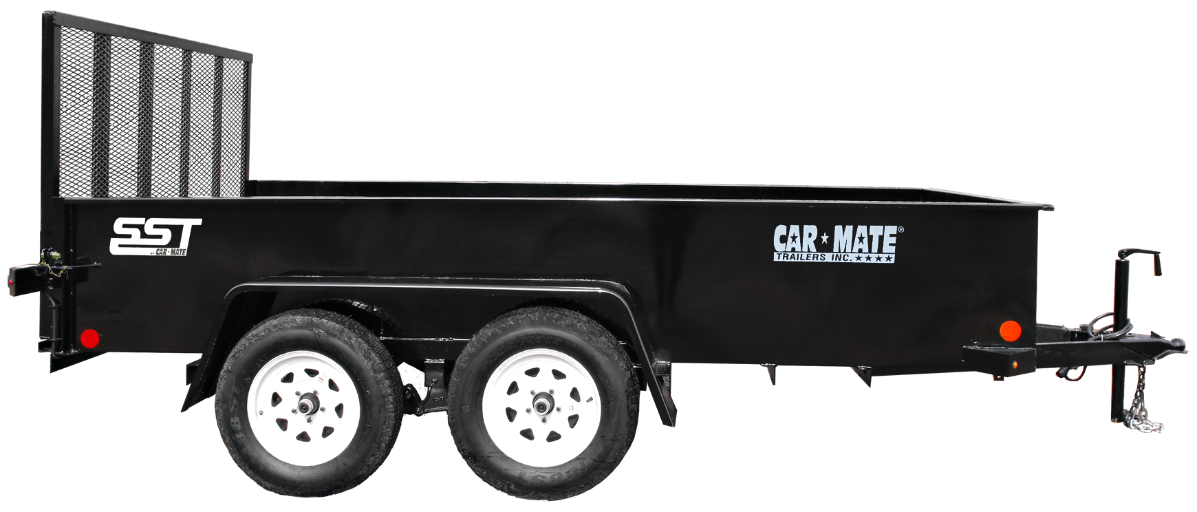 Utility Trailer SST Tandem Axle