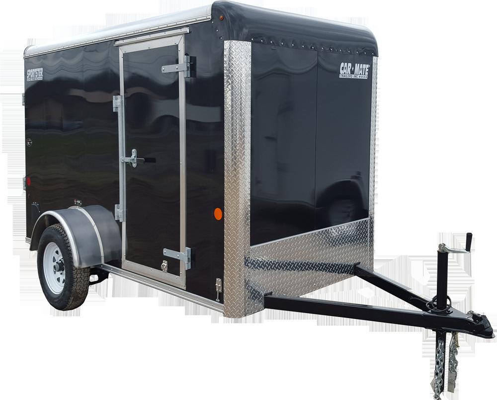 Sportster Cargo Single Axle