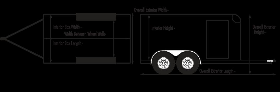 Custom Cargo 8 Wide Diagram