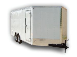 Advantage V-Front Car Trailer