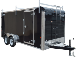 Custom Cargo Contractor Trailer