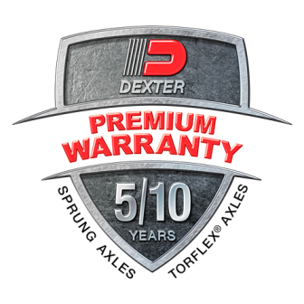 Dexter Axles Warranty Icon