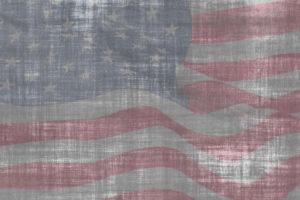 Flag Background Dark