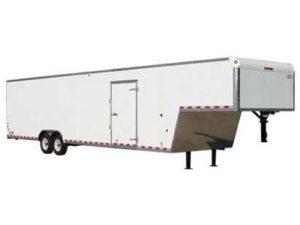 Cargo Trailer Gooseneck