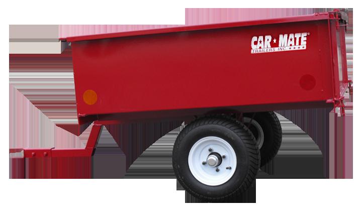 Utility Trailer Lawn Cart