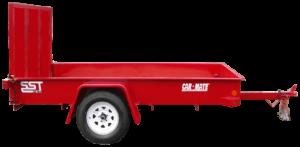 Utility Trailer SST Single Axle