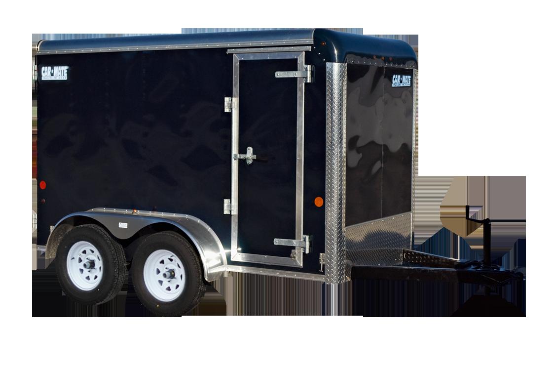 Custom Cargo 5 Wide Tandem Axle