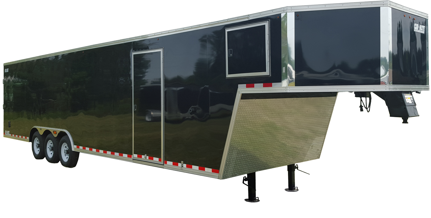 Eagle Series Car Trailer 5th Wheel