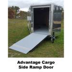 Advantage Front Side Door