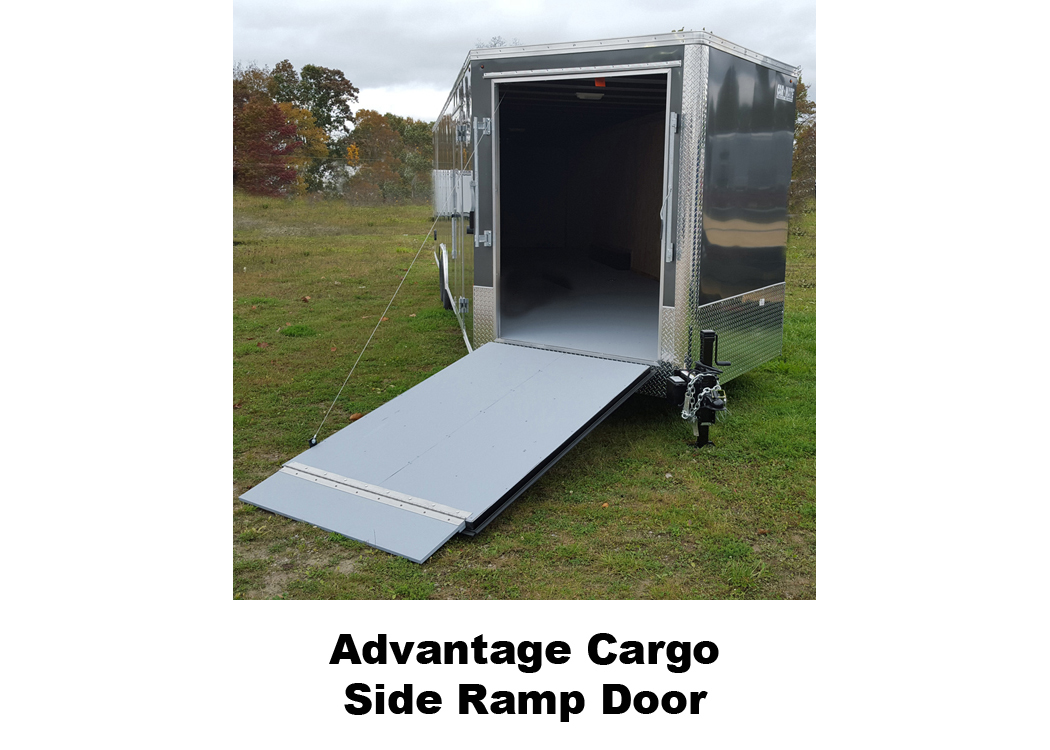 Advantage Front Side Door