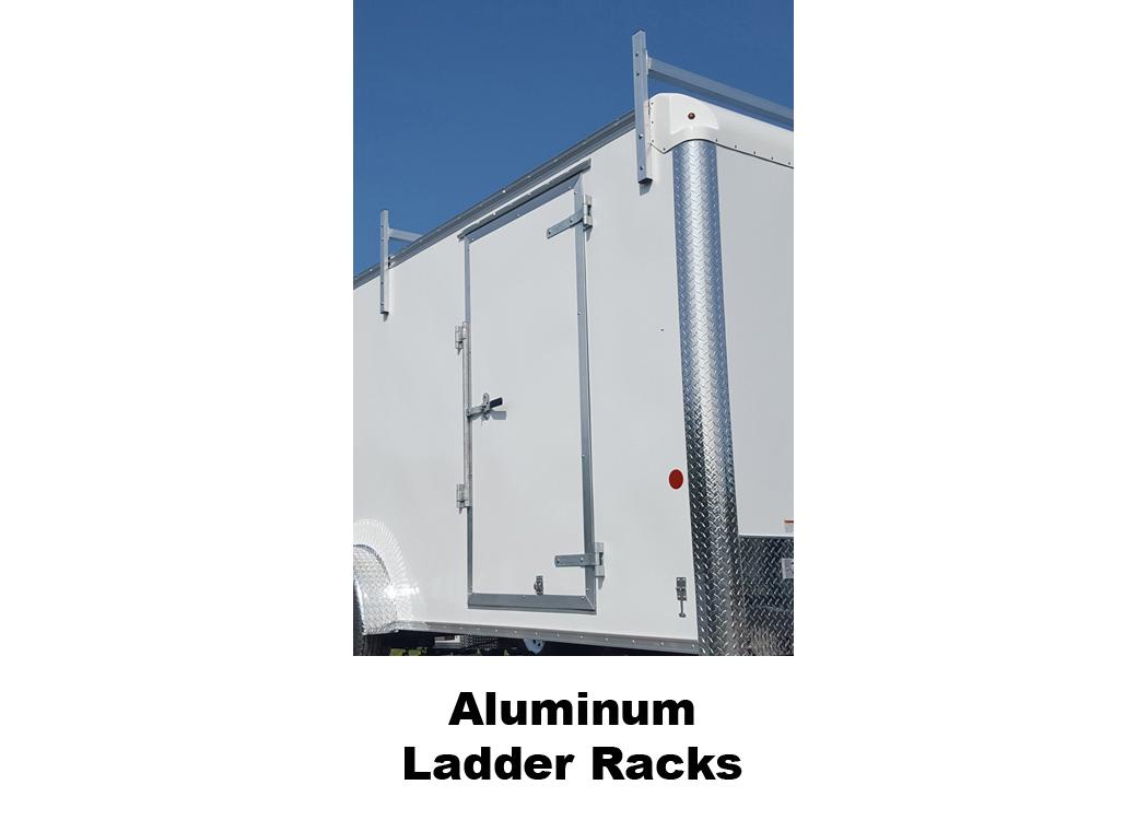 Aluminum Ladder Racks