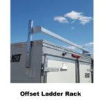 Offset Ladder Rack