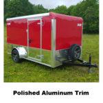 Polished Aluminum Trim