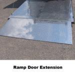 Ramp Door Extension