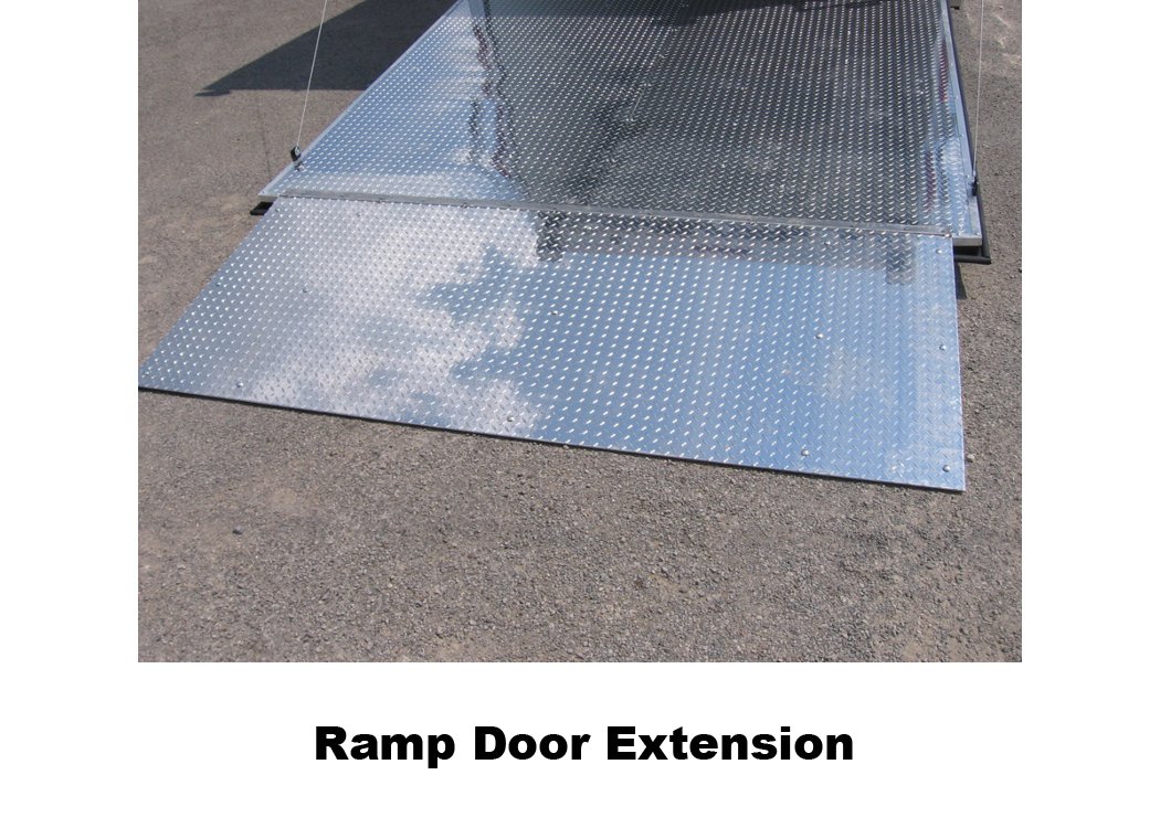 Ramp Door Extension