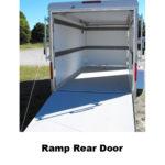 Ramp Rear Door
