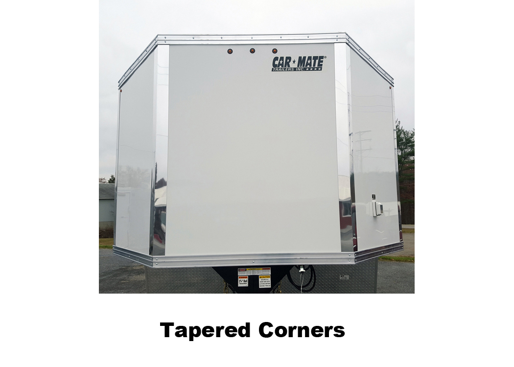 Tapered Corners