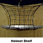 Helmet Shelf