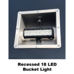 LED 18 Bucket Light