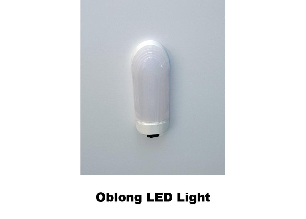 Oblong LED Light