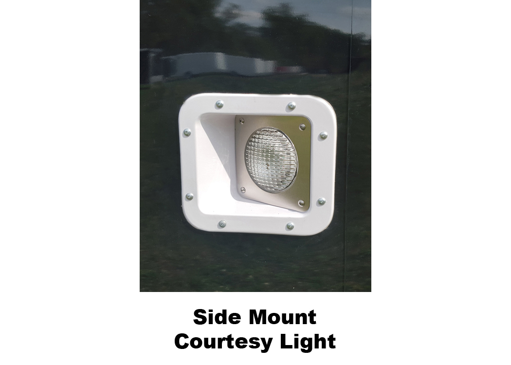 Side Mount Courtesy Light