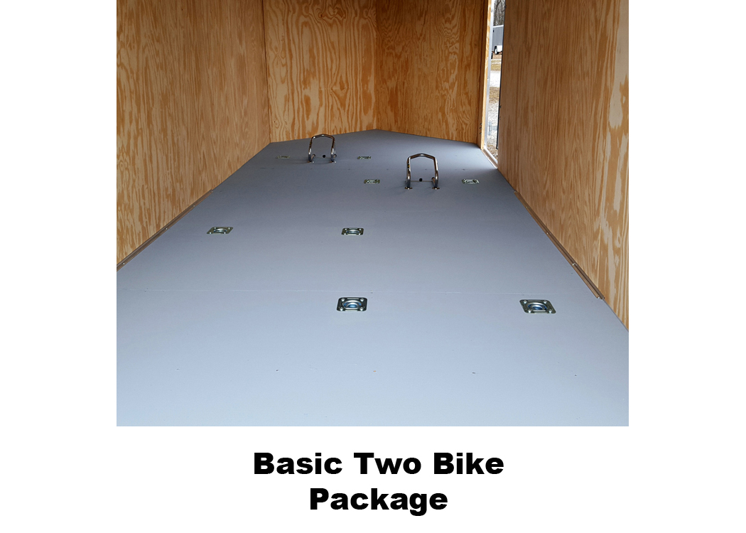 Basic Two Bike Package