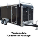 Tandem Axle Contractor Package