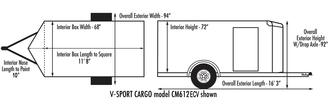 Trailer Hitch Ball Sizes On Style 4 Flat Trailer Wiring Diagram